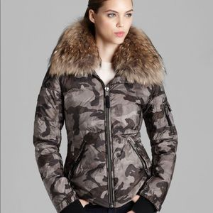 SAM down jacket freestyle camuflaige